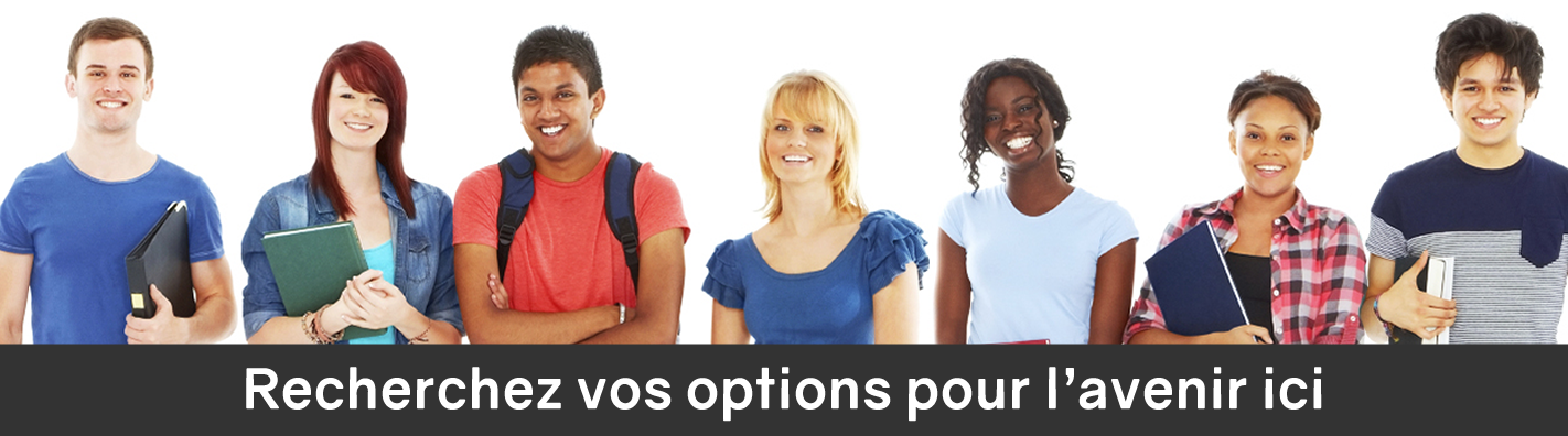 Mes options