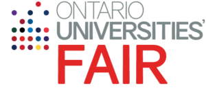 Ontario Universities' Fair logo