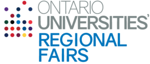 Ontario Universities' Regional Fairs logo